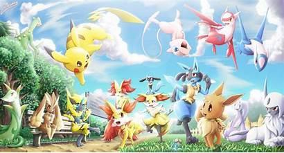 Pokemon Fanart Change Prev