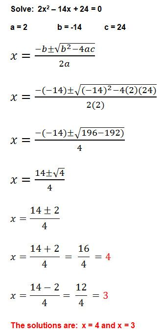 Solving Quadratic Equations By Factoring Worksheet Answers Homeschooldressagecom