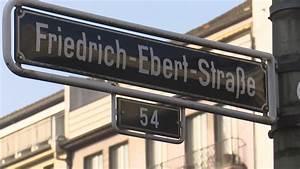 Friedrich Ebert Straße : umbau friedrich ebert stra e beginnt youtube ~ A.2002-acura-tl-radio.info Haus und Dekorationen