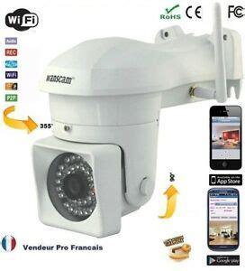 ip exterieur wifi 233 ra de surveillance ext 233 rieur ip ir wifi sans fil h 264 ebay