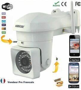 Camera De Surveillance Sans Fil Exterieur : cam ra de surveillance ext rieur ip ir wifi sans fil ~ Melissatoandfro.com Idées de Décoration