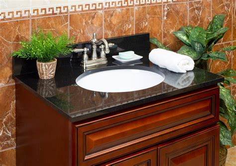 lesscare bathroom vanity tops granite tops
