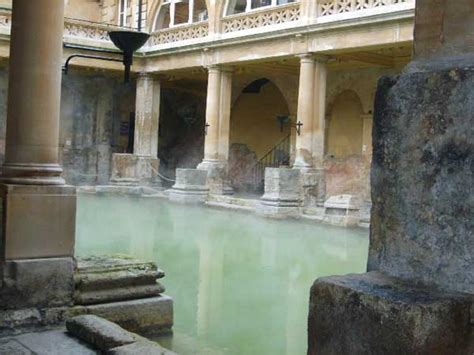 City Of Bath In The Age Of Pleasure Baths Balls And