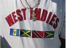 west indian, tshirt, jamaica, trinidad, barbados, guyana