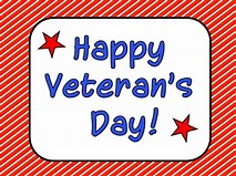 Image result for Happy Veterans Day Clip Art