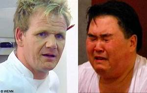 How Gordon Ramsay made a grown-man cry on American TV