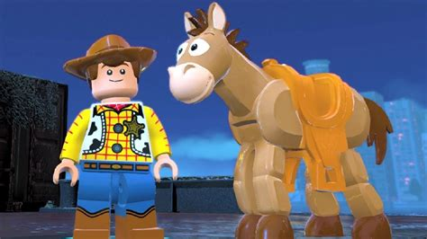 Lego The Incredibles Woody Toy Story Unlock Location