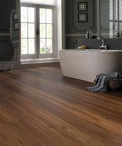 29 vinyl flooring ideas with pros and cons digsdigs With parquet flottant pour salle de bain