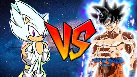 ultra hyper sonic vs ultra instinct goku
