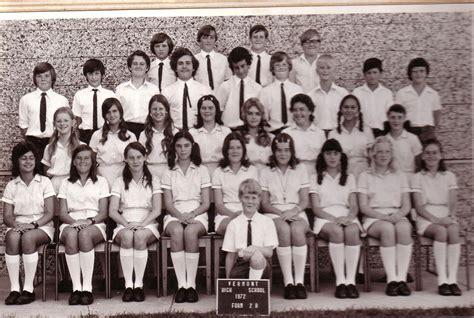 1972 Class Photos  Vermont Secondary College
