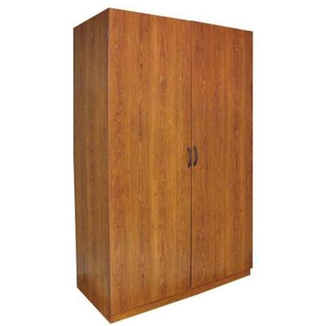 ameriwood wardrobe storage closet with hanging rod and 2