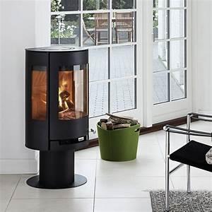 Poele A Bois Petit : po le bois aduro 9 3 noir 6 kw leroy merlin ~ Premium-room.com Idées de Décoration