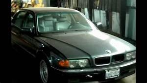 Bmw All Parts S Bmw E38 740il Built Nov 1996 M62 V8 Engine Automatic Black Tan Dm03347