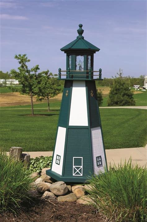 lawn decor cape henry lighthouse  dutchcrafters amish