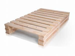 Betten Aus Paletten : paletti duo massivholzbett aus paletten 90 x 200 cm ~ Michelbontemps.com Haus und Dekorationen