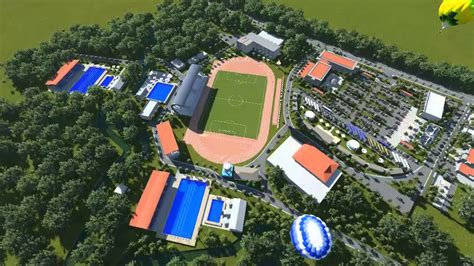 The Bicol University-Albay Sports Complex - YouTube