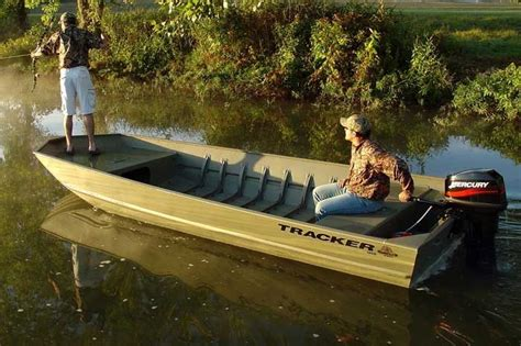 Grizzly Boats 1860 by Research Tracker Boats Grizzly 1860 L Aw Jon Boat On