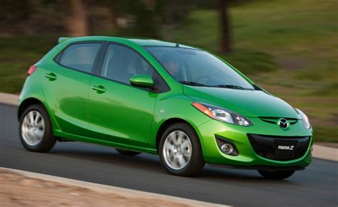 Mazda Green 23 Cool Car Wallpaper