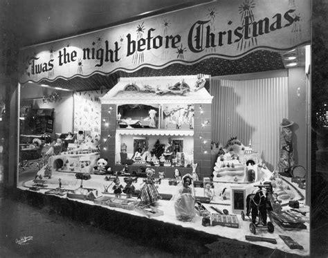 retro retail stores window scranton pa 1948 vintage department 1948