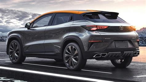 Changan Automobile Has Revealed Its First SUV Under the ...