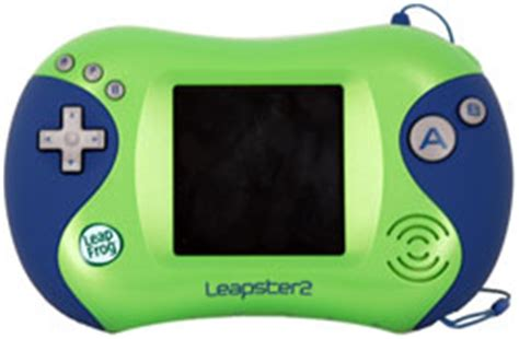 Amazon com: LeapFrog Leapster 2 Learning Game System Green: Toys & Games