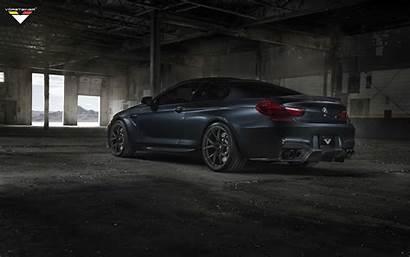 M6 Bmw Vorsteiner Coupe Gran Rear Photoshoot