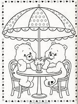 Coloring Bears Care Bear Frank Lisa Disney Kleurplaat Sheets Printable Colouring Beertjes Bisounours Animal Cheer Country Adult Ausmalbilder Malvorlagen Beer sketch template