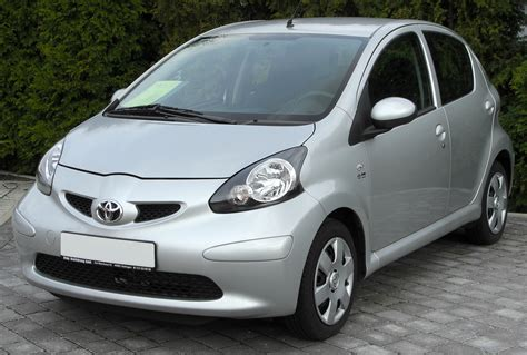 File:Toyota Aygo front 20100328.jpg - Wikimedia Commons