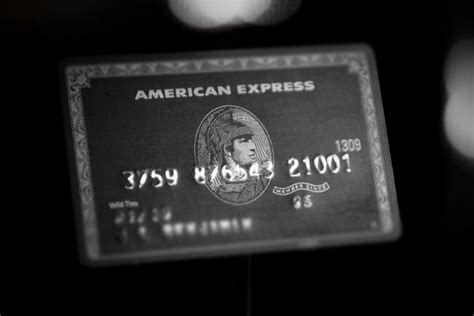 In 1999, american express introduced the centurion card, often referred to as the black card, which caters to an even more affluent customer segment. South Africa's 'black card'