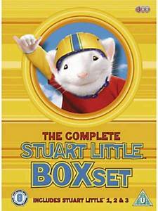 Book Chart Uk The Complete Stuart Little Box Set Dvd Zavvi