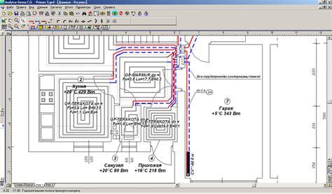 Программы для расчета и проектирования систем отопления дома