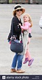 Amy Adams Takes Daughter Aviana To Los Angeles Zoo ...