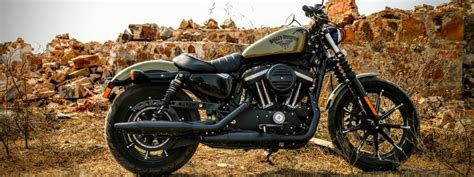Review Harley Davidson Iron 883 by 2017 Harley Davidson Iron 883 Test Drive Review Autoportal