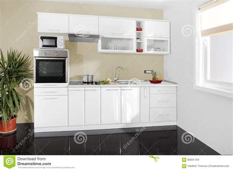 id cuisine simple interior of a modern kitchen wooden furniture simple and
