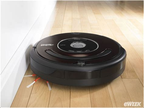 roombas robot roots mobile and wireless news reviews eweek