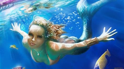 fondos de pantalla de sirenas hermosas wallpapers hd gratis