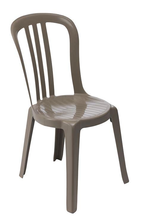 chaises de bistrot chaise de jardin miami bistrot grosfillex