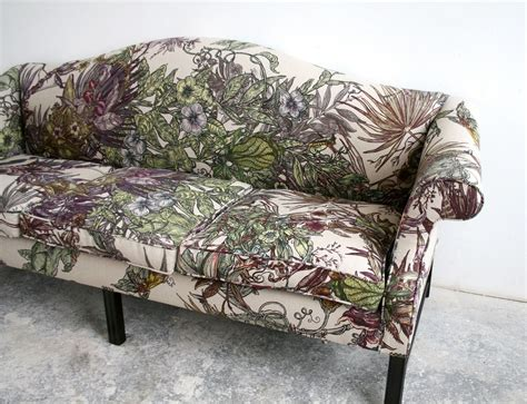 Funky Settees by Furniture Timorous Beasties 3 Seater Sofa