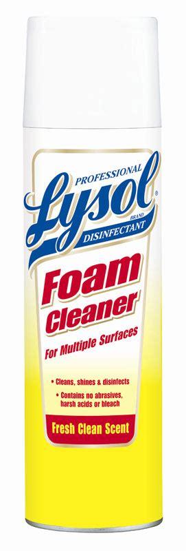 Amazon.com: Professional Lysol Foam Cleaner Multi Surface