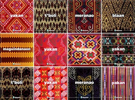 philippine indigenous fabrics  making  comeback