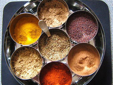 Spice Rack In India by Indian Spices 101 How To Work With Spices Serious Eats