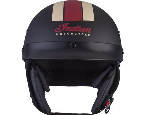 Black Half Helmet 1 By Indian Motorcycle