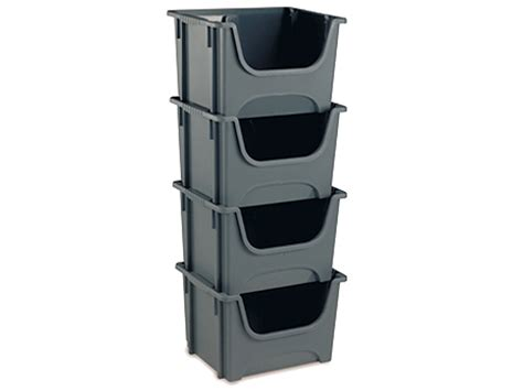 stackable bin storage cabinets what advantage of a plastic stackable storage bins home