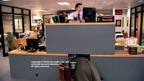 Dwight Standing Desk Episode by The Office Dwight Shrute What The Hell Is This This Is