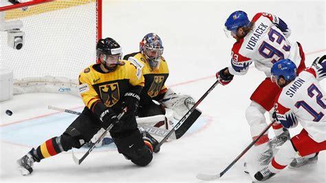 Alliance of european hockey clubs. Eishockey-WM: Deutschland verliert gegen Tschechien - WM-Aus!