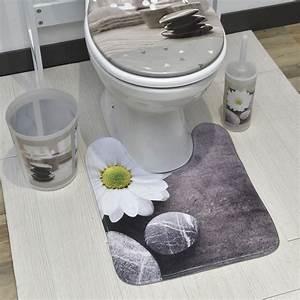 tapis contour wc zen garden tapis contour wc eminza With tapis toilettes wc