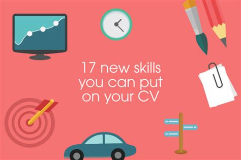 What Are Skills I Can Put On A Resume by 17 New Skills You Can Put On Your Cv After Becoming A Talented Club