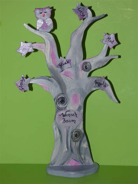 wunschbaum geschenk geburt hochzeit allerlei hoelzchende