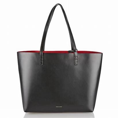 Tote Leather Bags Bag Handbags Essentials Mama