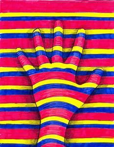3d Pop Art : the lost sock art elements using hands ~ Sanjose-hotels-ca.com Haus und Dekorationen